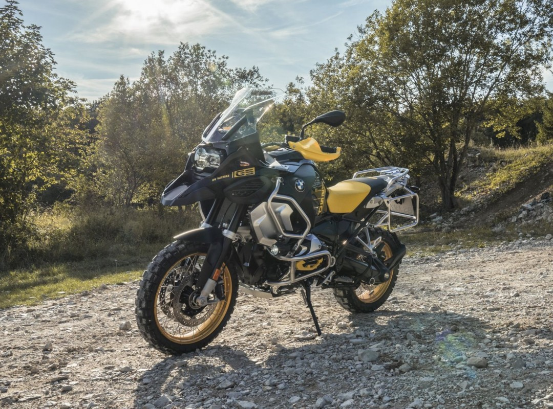 2021 BMW R 1250 GS - best motorcycles
