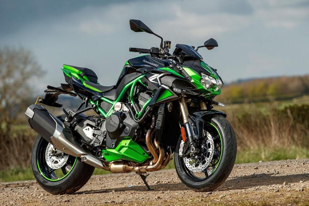 2021 Kawasaki Z H2 - best motorcycles