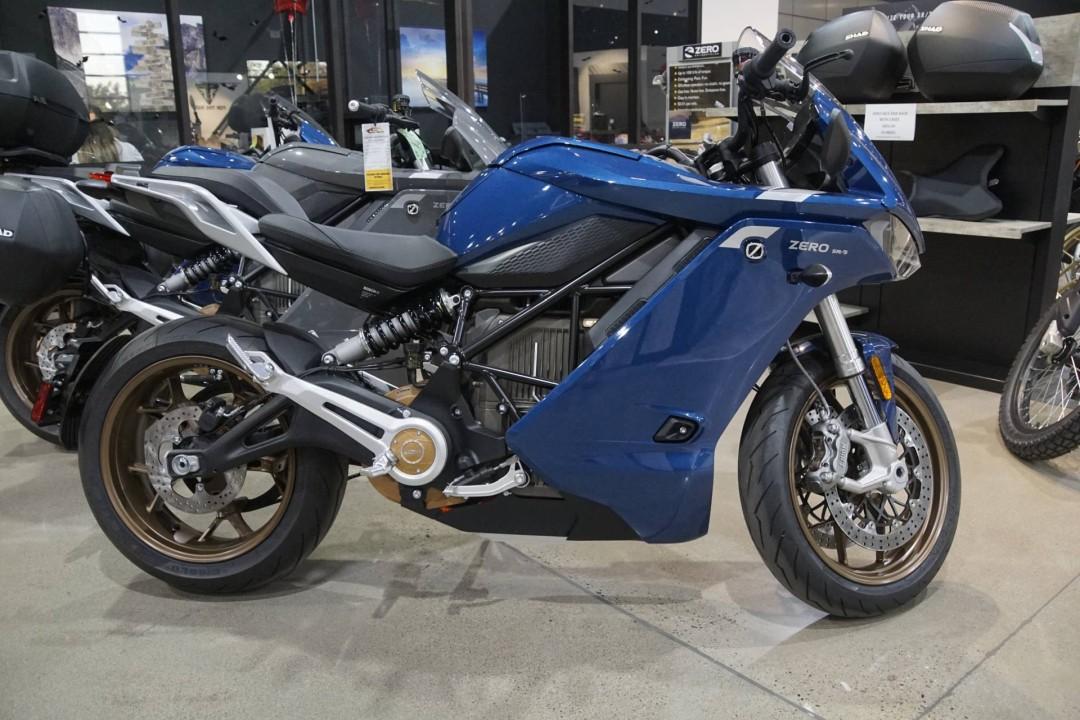 2021 Zero SRS - best motorcycles