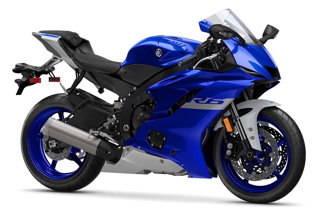 2021 Yamaha YZF-R6
