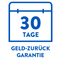 30 Tage Geld zurück-garantie
