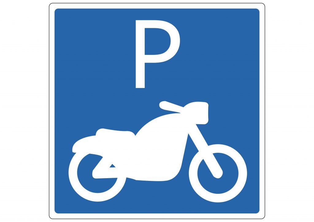 bike parking - motorcycle security