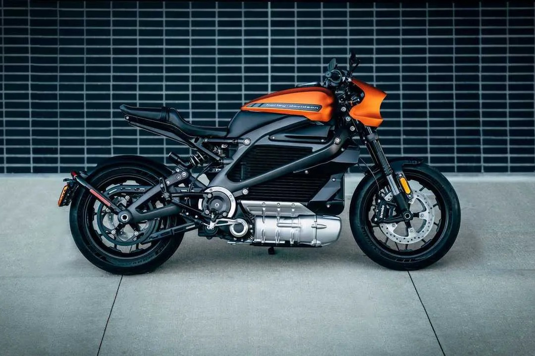 Harley-Davidson LiveWire - The Best Electric Bikes in 2021