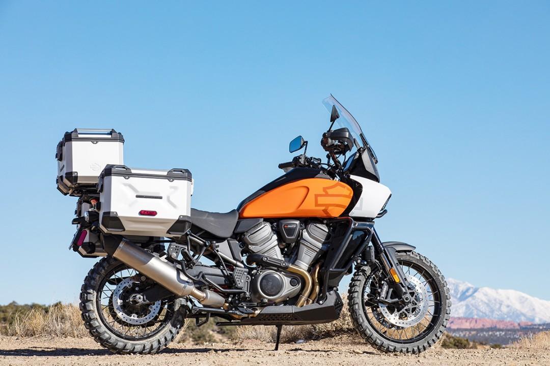 Harley-Davidson Pan America 1250 - best motorcycles