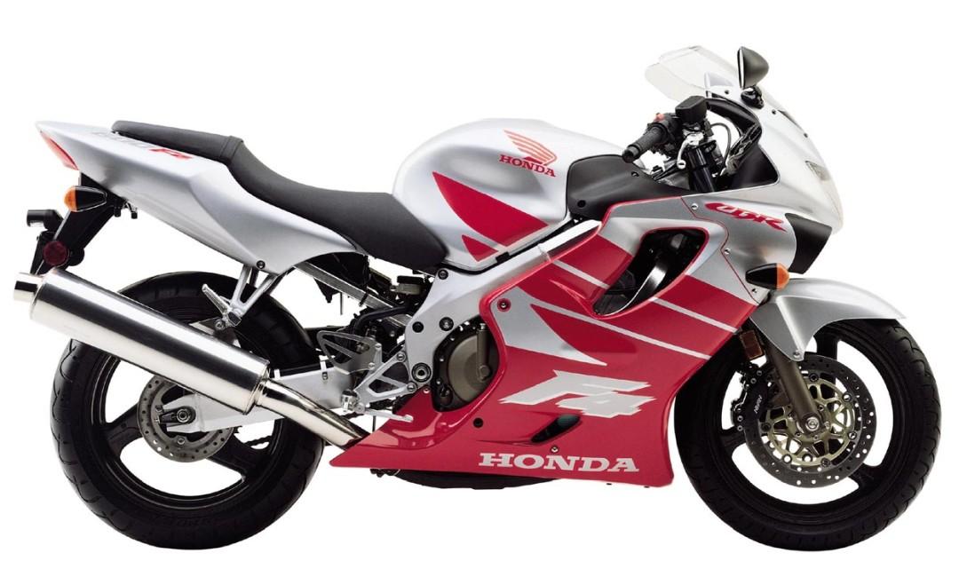 Honda CBR600F 1999- 10 Best 600cc Supersport Motorcycles