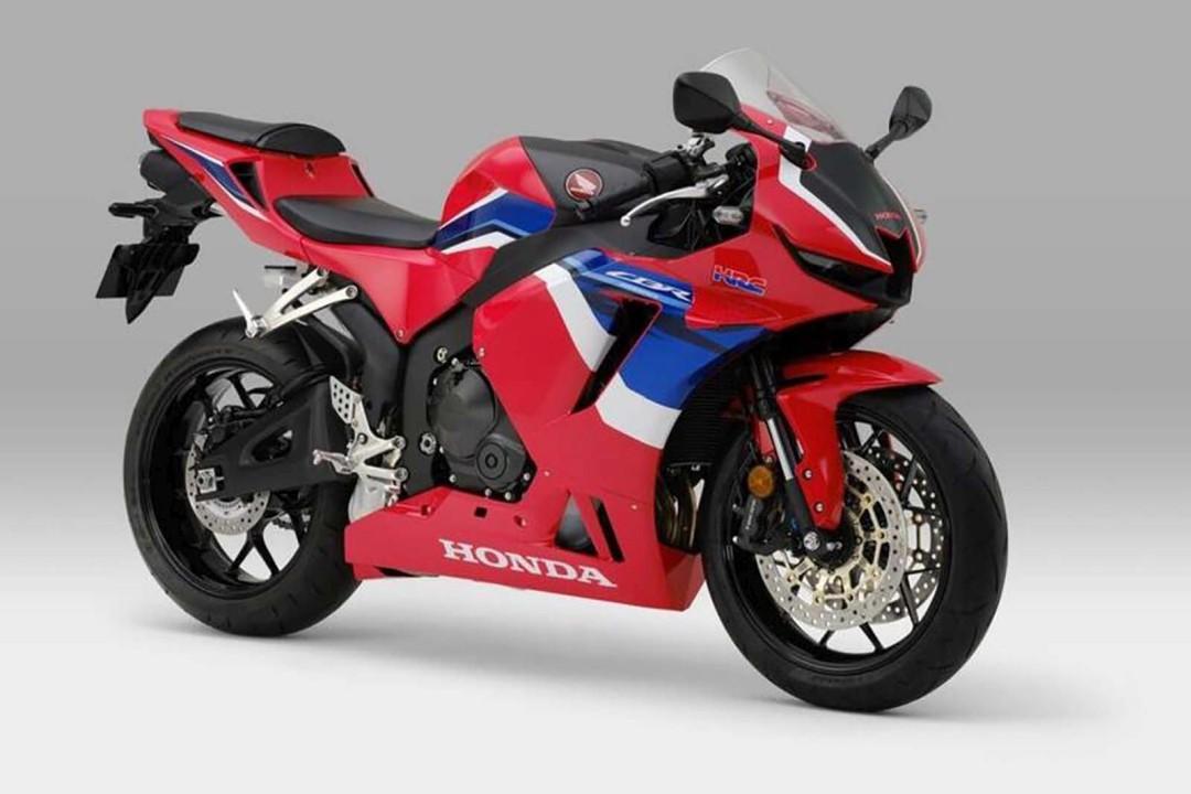 Honda CBR600RR 2021 - 10 Best 600cc Supersport Motorcycles
