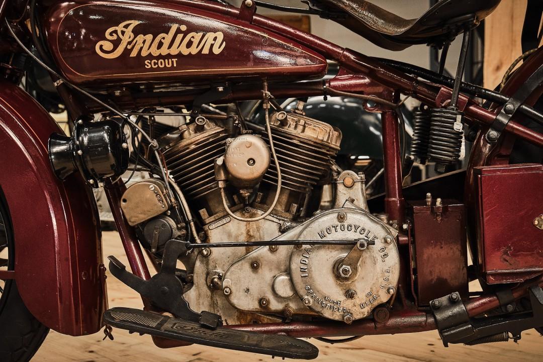 Indian - 10 Best Motorcycle Brands in 2021