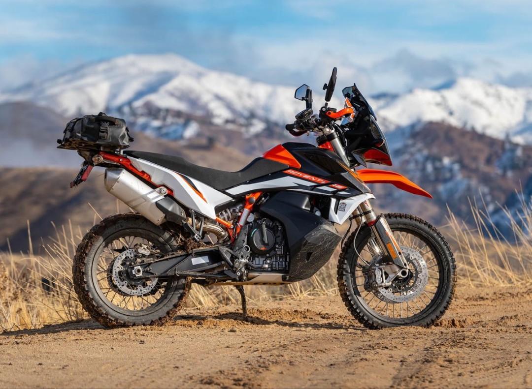 KTM 890 Adventure - best motorcycles