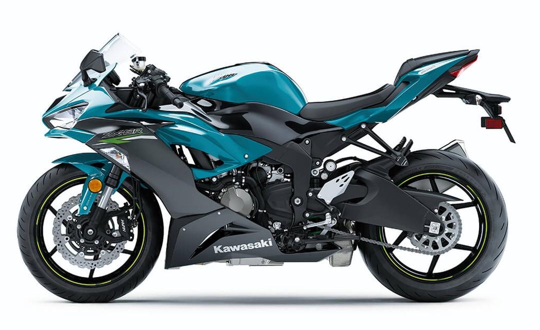 Kawasaki ZX-6R 2021 - 10 Best 600cc Supersport Motorcycles