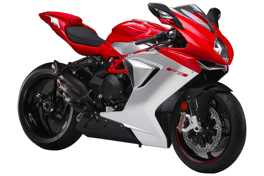 MV Agusta F3 675 - 10 Best 600cc Supersport Motorcycles