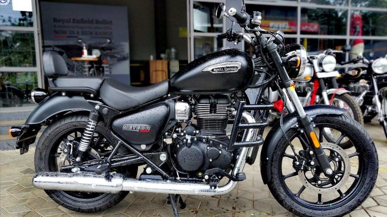 Royal Enfield Meteor 350 - Best motorcycles