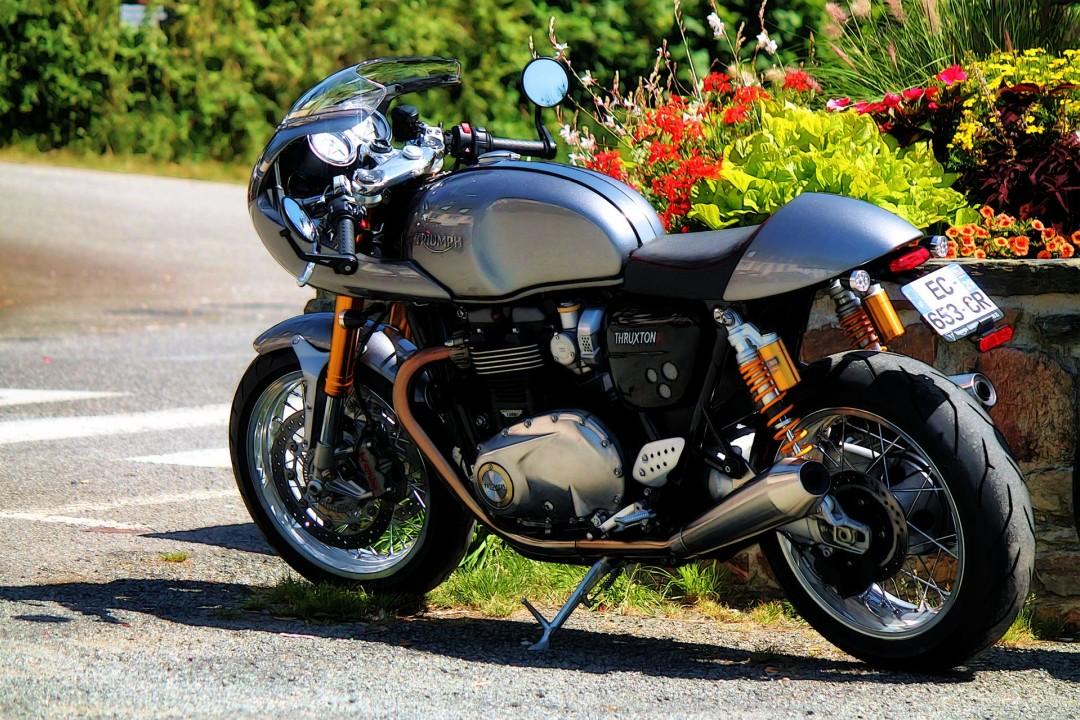 Triumph - 10 Best Motorcycle Brands in 2021