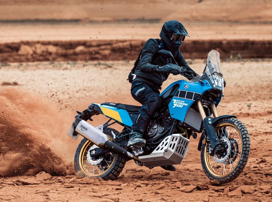 Yamaha Tenere 700 - best motorcycles