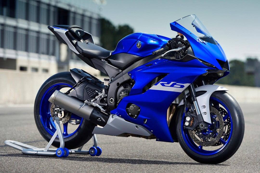 Yamaha YZF-R6 2021 - 10 Best 600cc Supersport Motorcycles
