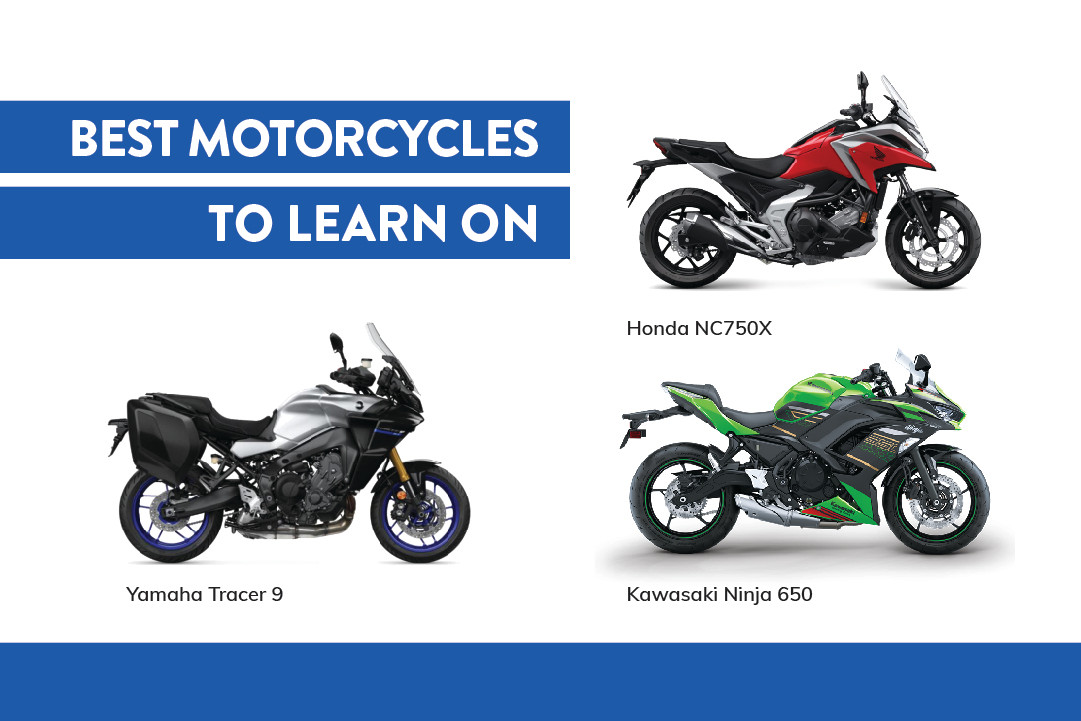 Best motorcycles to learn on