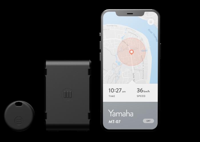 Get Monimoto 7 motorcycle GPS tracker