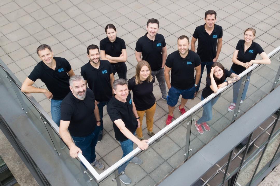 Monimoto team