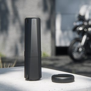 Monimoto GPS tracking device and keyfob