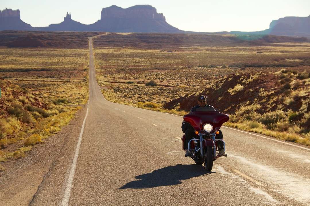 Motorcycle in the United States