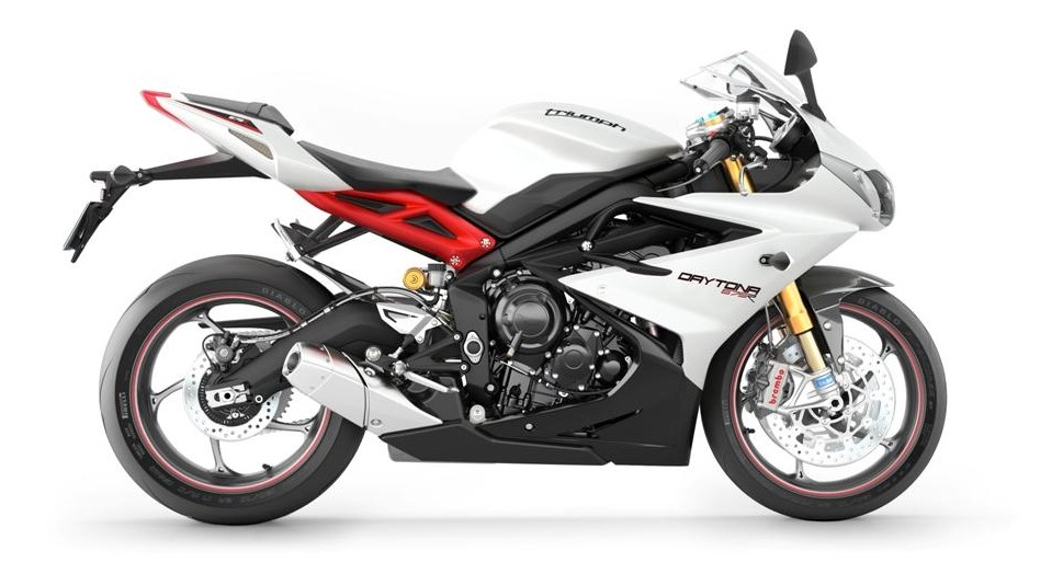 Triumph Daytona 675 2014- 10 Best 600cc Supersport Motorcycles