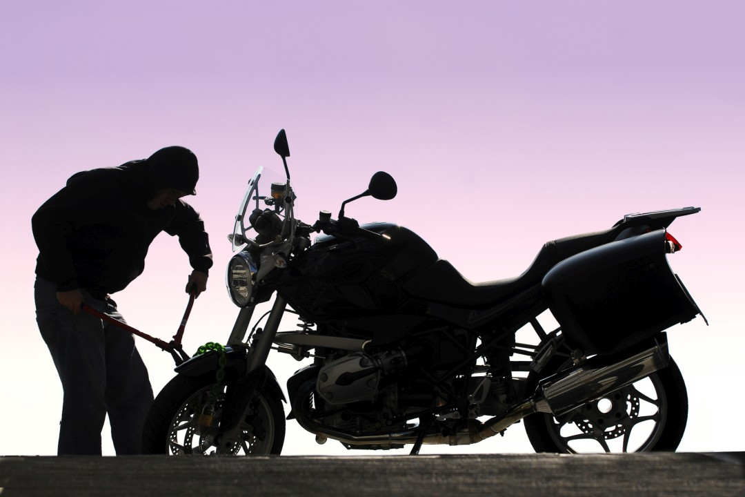 10 Best Motorcycle Anti Theft Devices - motorcycle security