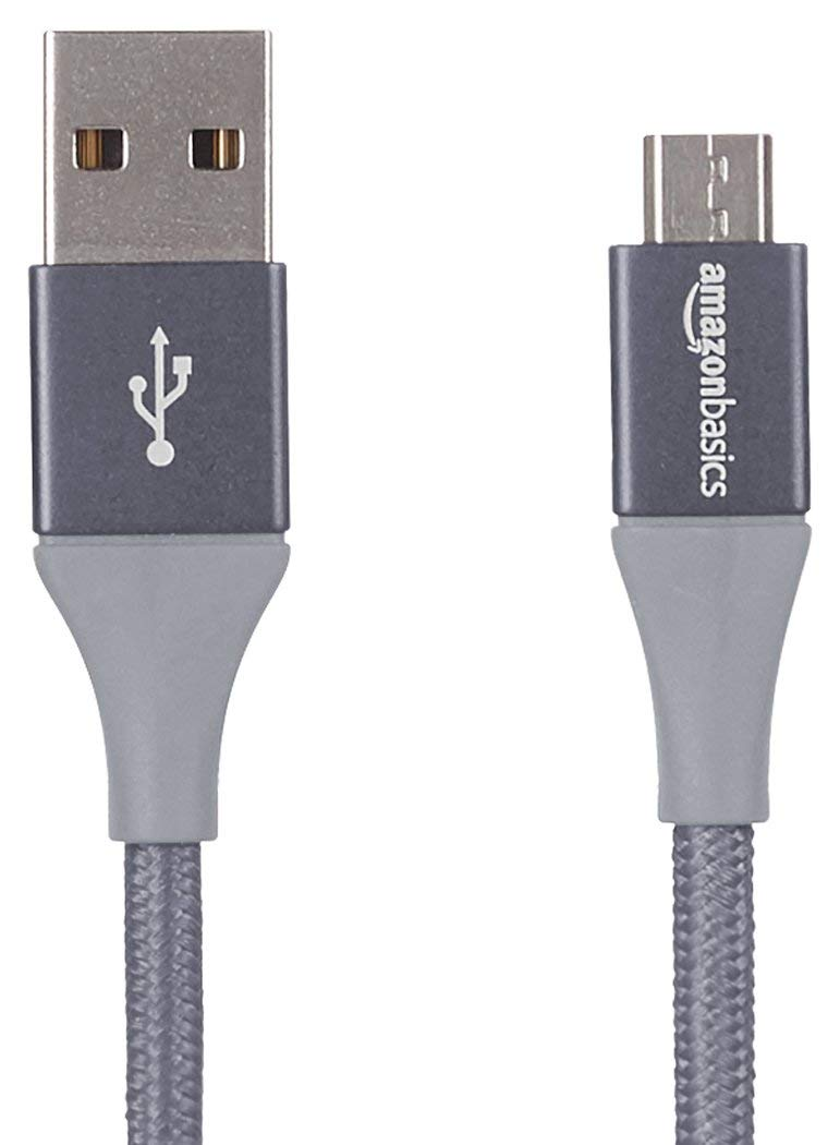 Amazon micro USB to USB a cable