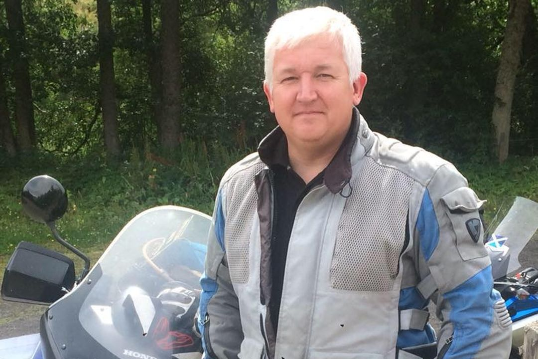 Volunteer IAM Observer Michael Pumfrey
