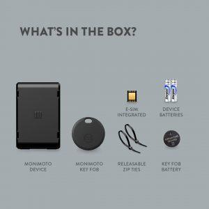 What's in Monimoto 7 box